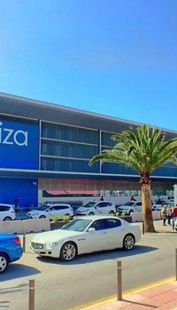Ibiza lotnisko