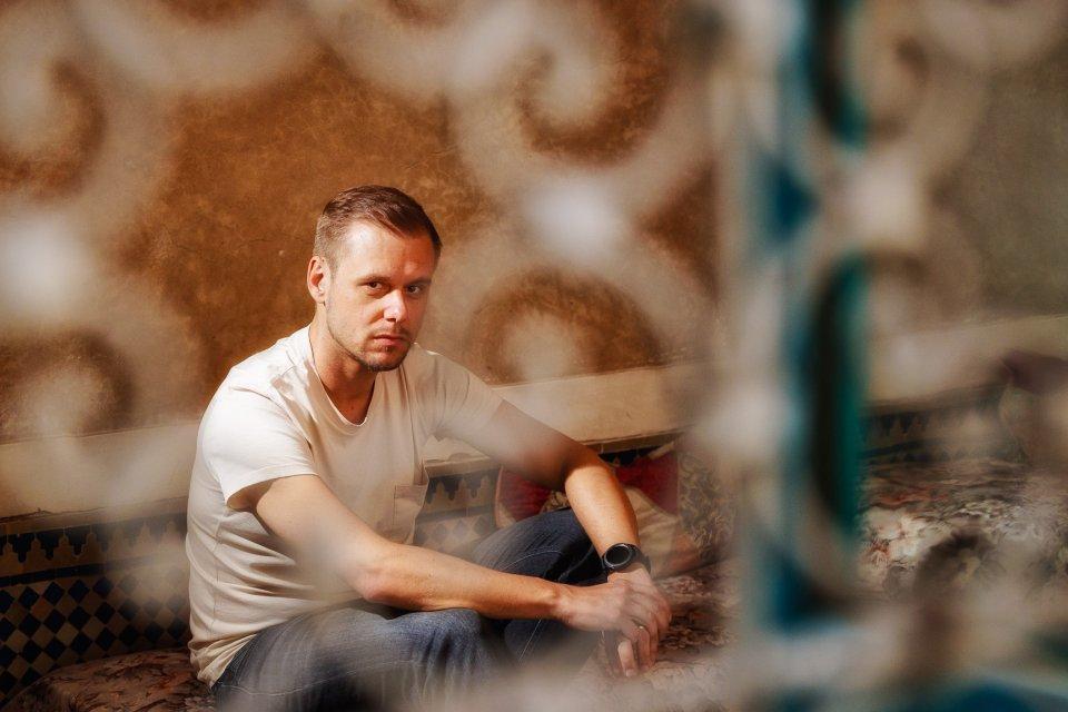 Moja ulubiona plaża Ibiza: Armin van Buuren